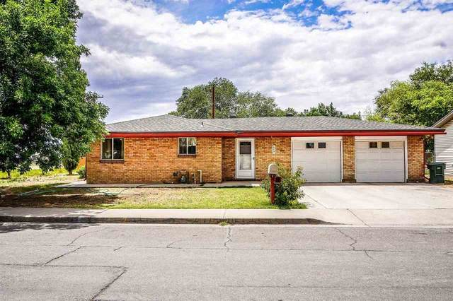 475 Glen Road, Grand Junction, CO 81501 (MLS #20213349) :: Michelle Ritter