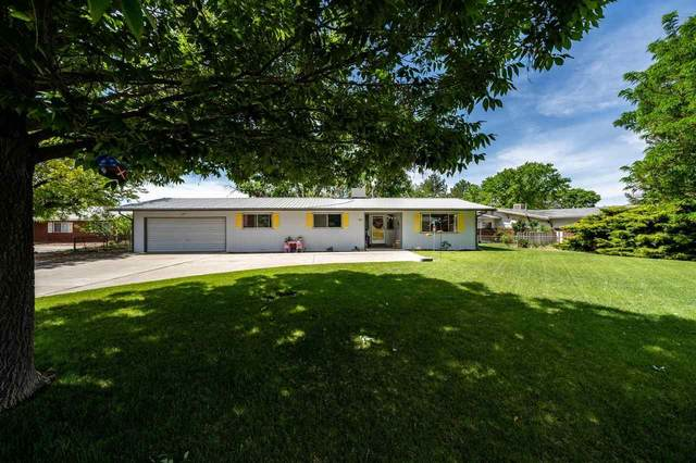 2857 Brittany Drive, Grand Junction, CO 81501 (MLS #20213354) :: The Joe Reed Team
