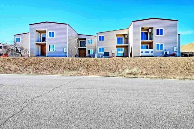 109 Anna Court 8C, Grand Junction, CO 81503 (MLS #20213372) :: CENTURY 21 CapRock Real Estate