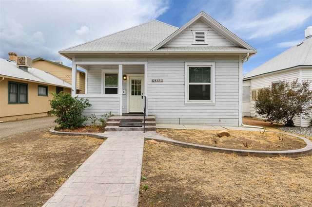 831 Colorado Avenue, Grand Junction, CO 81501 (MLS #20213391) :: The Joe Reed Team