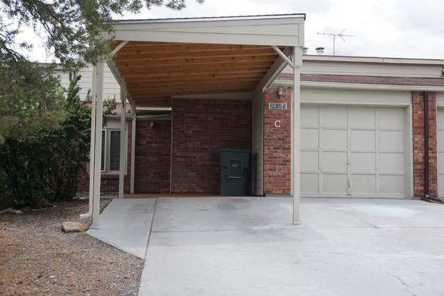 2413 1/2 Hidden Valley Drive C, Grand Junction, CO 81507 (MLS #20213393) :: Lifestyle Living Real Estate