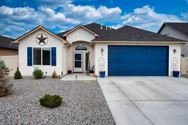 564 Red Cedar Way, Grand Junction, CO 81504 (MLS #20213401) :: The Christi Reece Group