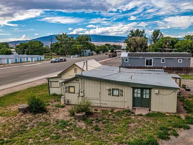 691 Highway 50, Delta, CO 81416 (MLS #20213406) :: CENTURY 21 CapRock Real Estate