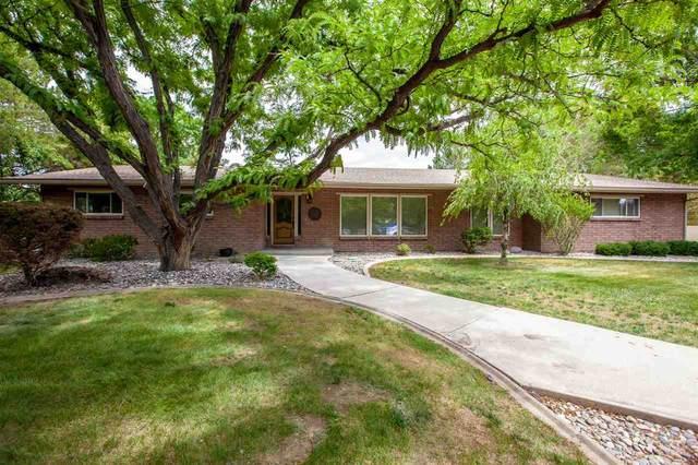 726 Birdie Drive, Grand Junction, CO 81506 (MLS #20213415) :: Michelle Ritter