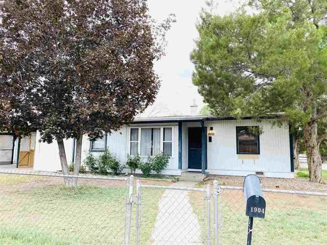 1904 White Avenue, Grand Junction, CO 81501 (MLS #20213418) :: The Danny Kuta Team