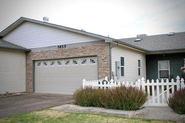 585 1/2 Willoughby Street, Grand Junction, CO 81504 (MLS #20213427) :: The Grand Junction Group with Keller Williams Colorado West LLC