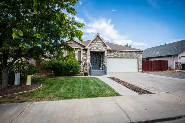 255 Westwater Circle, Fruita, CO 81521 (MLS #20213428) :: Michelle Ritter