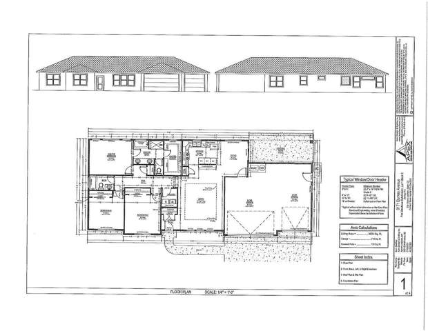 3171 Dumas Street, Grand Junction, CO 81504 (MLS #20213440) :: The Christi Reece Group