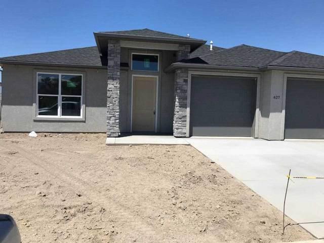 627 Thunder Ridge Drive, Grand Junction, CO 81504 (MLS #20213443) :: The Joe Reed Team
