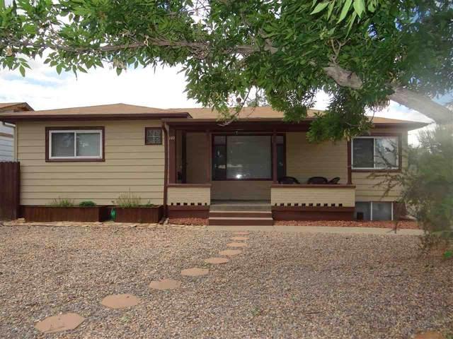 140 Elm Avenue, Grand Junction, CO 81501 (MLS #20213454) :: The Christi Reece Group