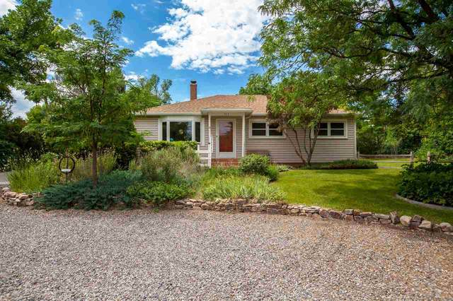 211 Alcove Drive, Grand Junction, CO 81507 (MLS #20213456) :: Michelle Ritter
