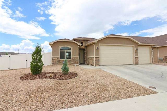 659 Chalisa Avenue, Grand Junction, CO 81505 (MLS #20213457) :: The Kimbrough Team | RE/MAX 4000
