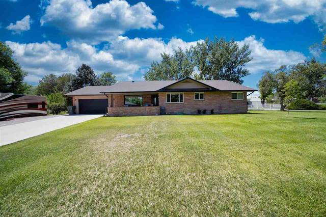 731 Golfmore Drive, Grand Junction, CO 81506 (MLS #20213462) :: The Christi Reece Group