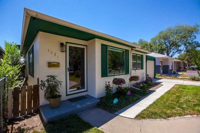 1641 Rood Avenue, Grand Junction, CO 81501 (MLS #20213463) :: The Danny Kuta Team