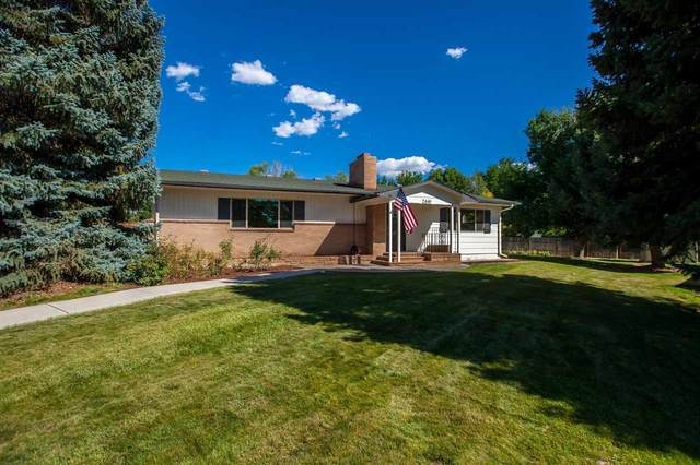 2661 Central Drive, Grand Junction, CO 81506 (MLS #20213467) :: The Joe Reed Team
