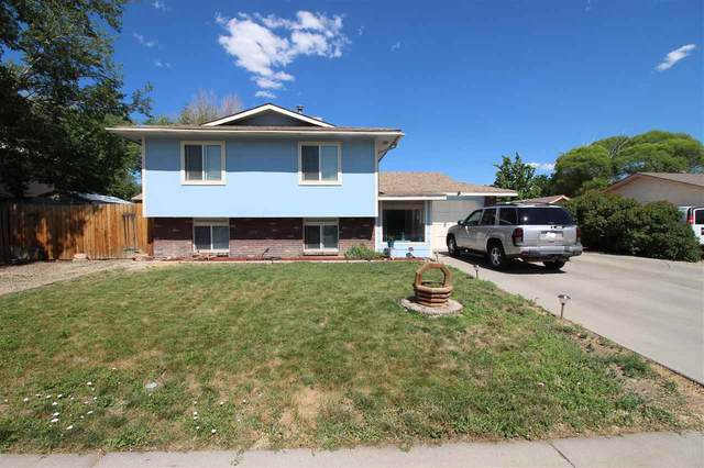 562 Pearwood Court, Grand Junction, CO 81504 (MLS #20213474) :: The Danny Kuta Team