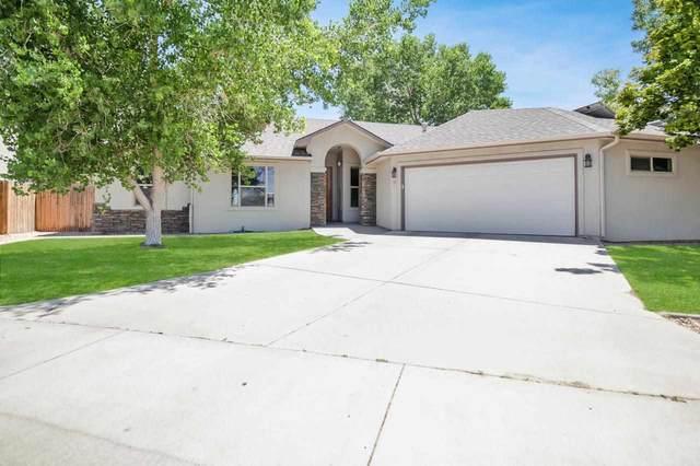 311 Talon Drive, Grand Junction, CO 81503 (MLS #20213475) :: The Joe Reed Team