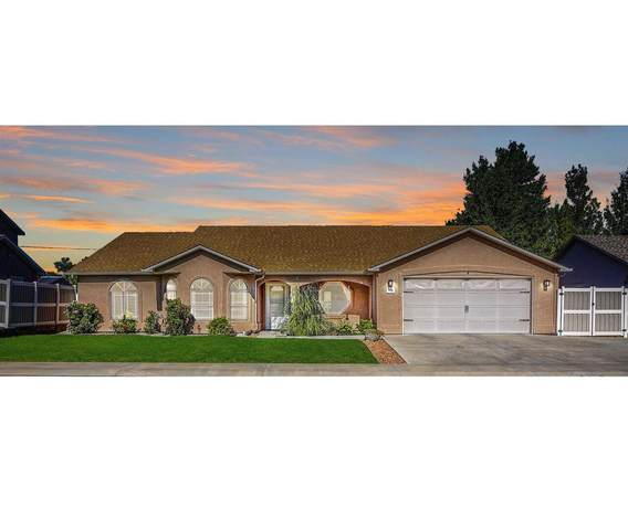 283 Gill Creek Court, Grand Junction, CO 81503 (MLS #20213479) :: Lifestyle Living Real Estate