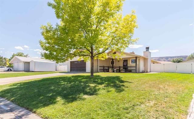 615 Sierra Court, Grand Junction, CO 81507 (MLS #20213495) :: The Joe Reed Team