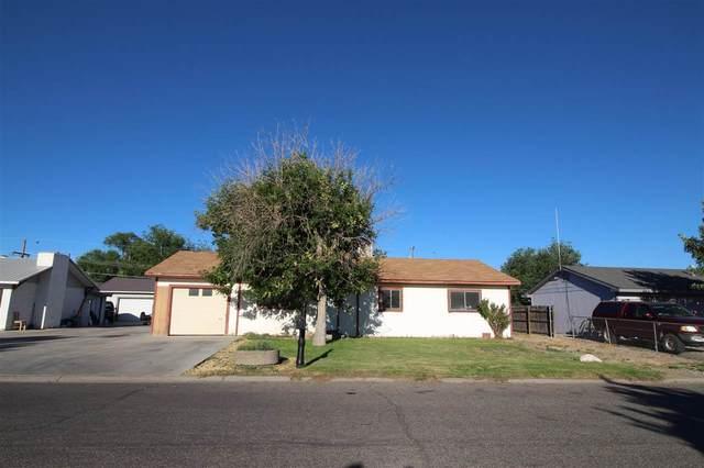 434 Doris Road, Grand Junction, CO 81504 (MLS #20213503) :: The Joe Reed Team