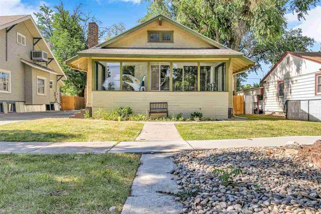 1135 Chipeta Avenue, Grand Junction, CO 81501 (MLS #20213527) :: The Joe Reed Team