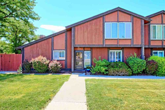 1155 Lakeside Drive #104, Grand Junction, CO 81506 (MLS #20213536) :: Michelle Ritter