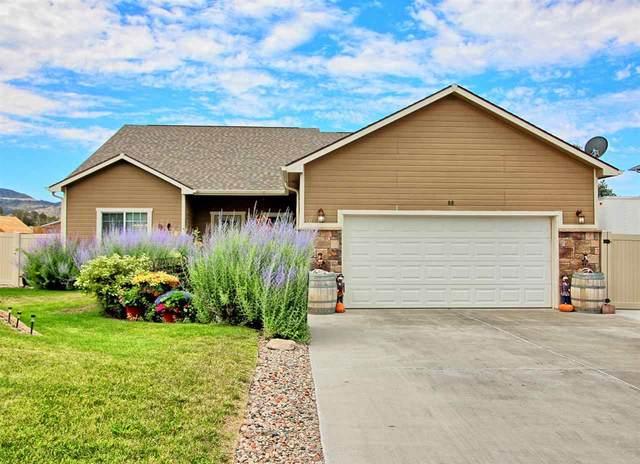 88 Eagle Ridge Drive, Battlement Mesa, CO 81635 (MLS #20213537) :: The Danny Kuta Team