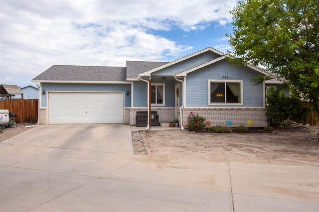 643 Colony Road, Clifton, CO 81520 (MLS #20213539) :: Michelle Ritter