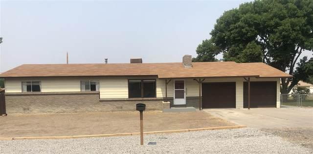 543 Dodge Street, Grand Junction, CO 81504 (MLS #20213546) :: Michelle Ritter