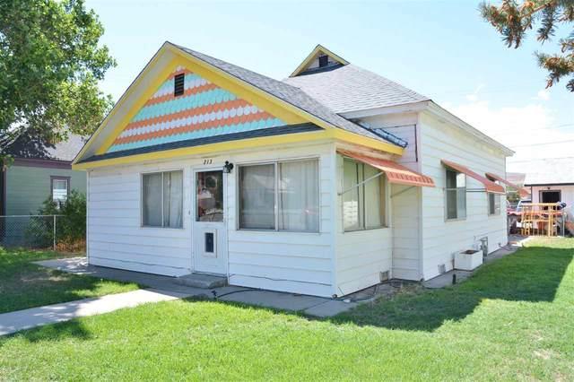213 W 6th Street, Palisade, CO 81526 (MLS #20213555) :: CENTURY 21 CapRock Real Estate