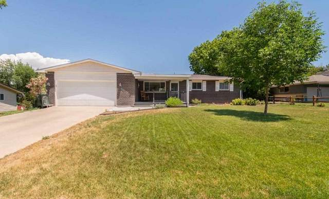808 Samoan Drive, Grand Junction, CO 81506 (MLS #20213557) :: The Kimbrough Team | RE/MAX 4000