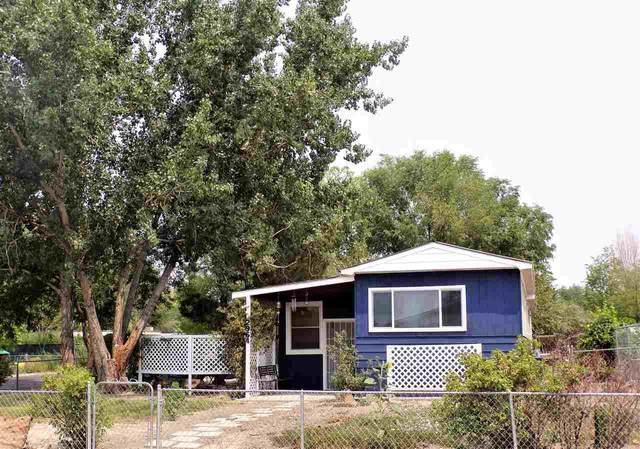 2964 Hall Avenue, Grand Junction, CO 81504 (MLS #20213559) :: The Joe Reed Team
