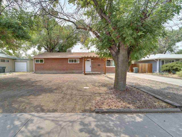 161 Orchard Avenue, Grand Junction, CO 81501 (MLS #20213560) :: The Christi Reece Group