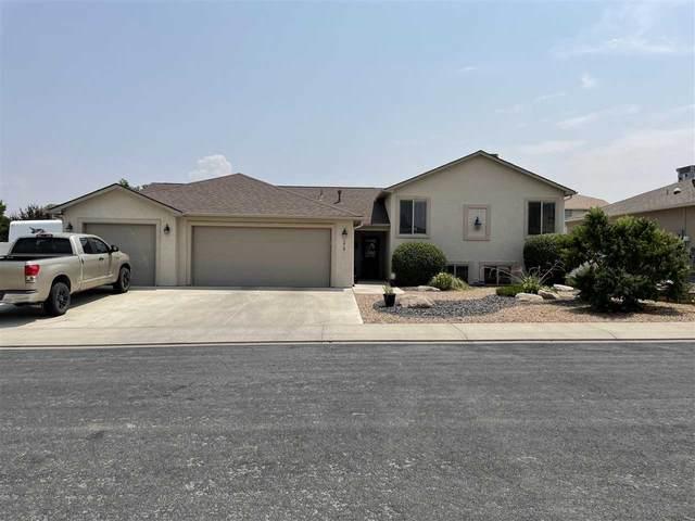 172 Winter Hawk Drive, Grand Junction, CO 81503 (MLS #20213568) :: The Danny Kuta Team