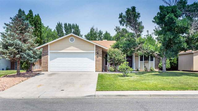 2992 Brookwood Drive, Grand Junction, CO 81504 (MLS #20213571) :: The Christi Reece Group
