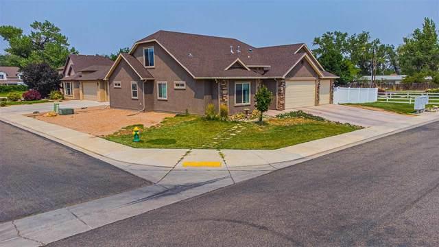 2948 Mia Drive, Grand Junction, CO 81503 (MLS #20213577) :: The Danny Kuta Team