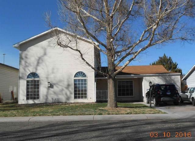 2122 Chipeta Avenue, Grand Junction, CO 81501 (MLS #20213578) :: The Joe Reed Team