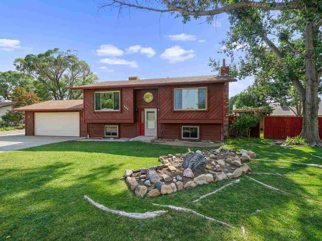 660 Wintergreen Street, Grand Junction, CO 81504 (MLS #20213583) :: The Danny Kuta Team