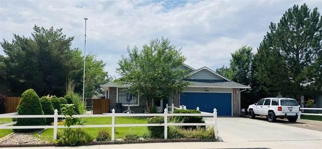 2989 1/2 Brookwood Drive, Grand Junction, CO 81504 (MLS #20213586) :: The Danny Kuta Team