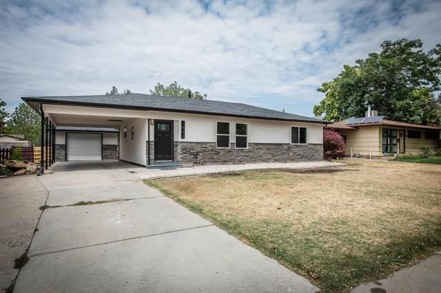 1803 N 4th Street, Grand Junction, CO 81501 (MLS #20213591) :: The Christi Reece Group