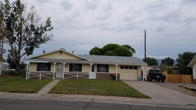 322 E Concord Drive, Fruita, CO 81521 (MLS #20213595) :: Lifestyle Living Real Estate