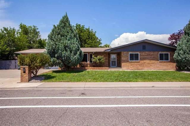 1806 Ridge Drive, Grand Junction, CO 81506 (MLS #20213599) :: Michelle Ritter