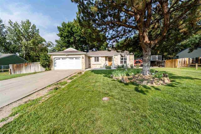585 31 Road, Grand Junction, CO 81504 (MLS #20213600) :: The Christi Reece Group