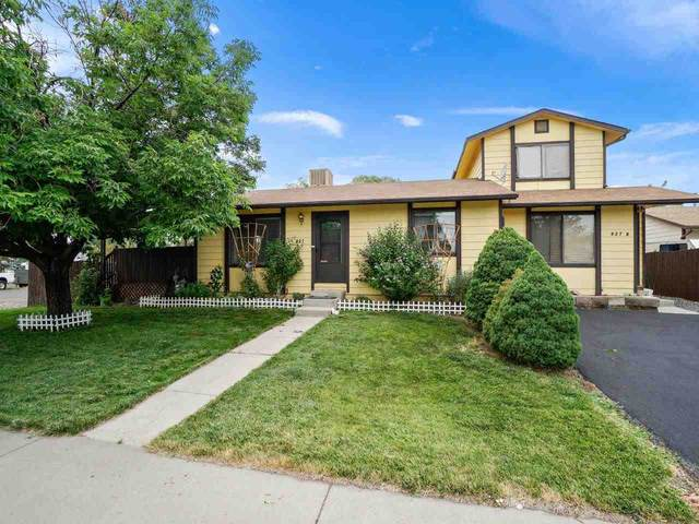 627 Highline Drive & 627.5, Clifton, CO 81520 (MLS #20213610) :: Lifestyle Living Real Estate