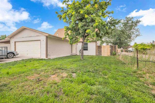 265 E Parkview Drive, Grand Junction, CO 81503 (MLS #20213611) :: The Joe Reed Team