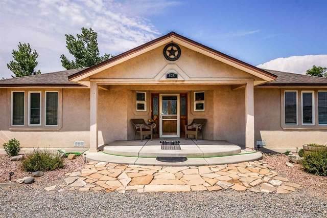 626 Big Stone Lane, Grand Junction, CO 81507 (MLS #20213619) :: The Danny Kuta Team