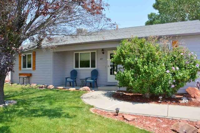 827 Logan Street, Palisade, CO 81526 (MLS #20213624) :: CENTURY 21 CapRock Real Estate