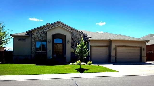 700 Roundup Drive, Grand Junction, CO 81507 (MLS #20213626) :: The Joe Reed Team
