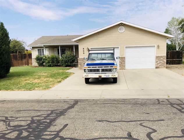 505 N Oak Street, Fruita, CO 81521 (MLS #20213644) :: Lifestyle Living Real Estate