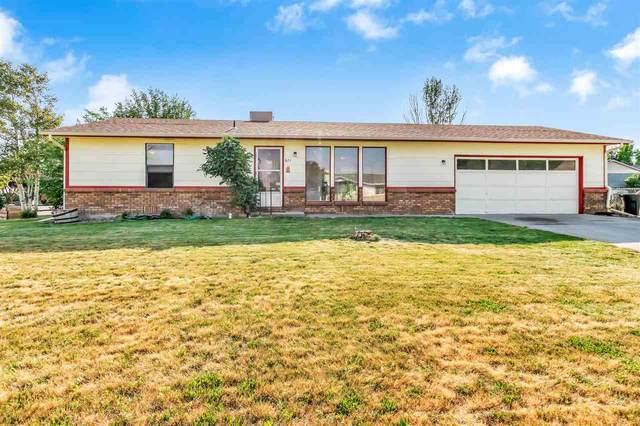 611 Entrada Street, Grand Junction, CO 81504 (MLS #20213649) :: The Joe Reed Team